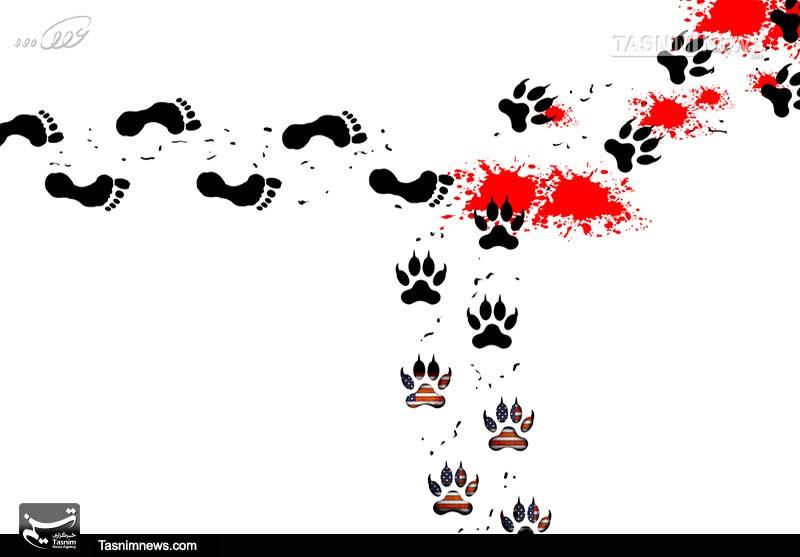 کاریکاتور رد پای نفوذ.jpg (800×557)