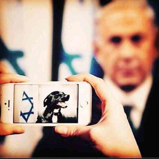 عکس یادگاری از بنیامین نتانیاهو.jpg (535×535)