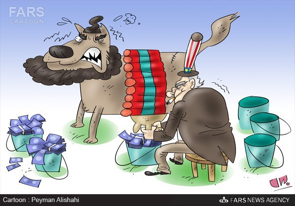 کاریکاتور فصل برداشت بذر داعش.jpg (600×418)