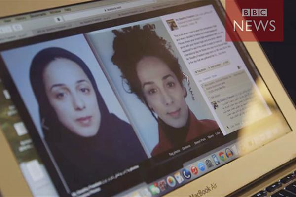 کمپین آزادی یواشکی زنان در ایران.jpg (600×400)