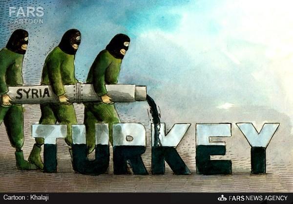کاریکاتور داعش نفت را عراق به نصف قیمت میفروشد2.jpg (600×418)